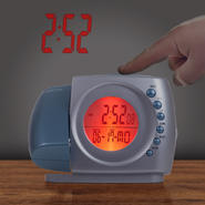 Northwest Projection Alarm Clock with FM Radio at Sears.com