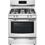Kenmore 5.0 cu. ft. Gas Range - Stainless Steel at Kenmore.com