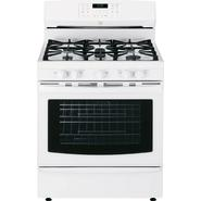 Kenmore 5.6 cu. ft.  Gas Range w/ True Convection - White at Kenmore.com