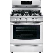 Kenmore 5.6 cu. ft. Gas Range w/ Convection Oven - Stainless Steel at Sears.com