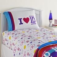 One Direction Girl's Twin Sheet Set at Kmart.com