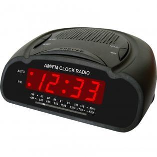 Supersonic Digital Alarm Clock