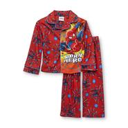 Marvel Spider-Man Infant & Toddler Boy's Flannel Pajamas at Kmart.com