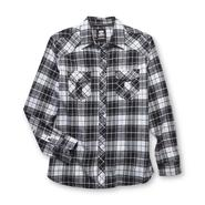 Route 66 Men's Western Flannel Shirt - Plaid at Kmart.com