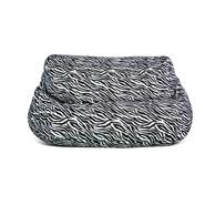 American Furniture Alliance Bean Bag Factory 2 Seater Zebra Velvet Bean Bag Skin/Cover at Kmart.com