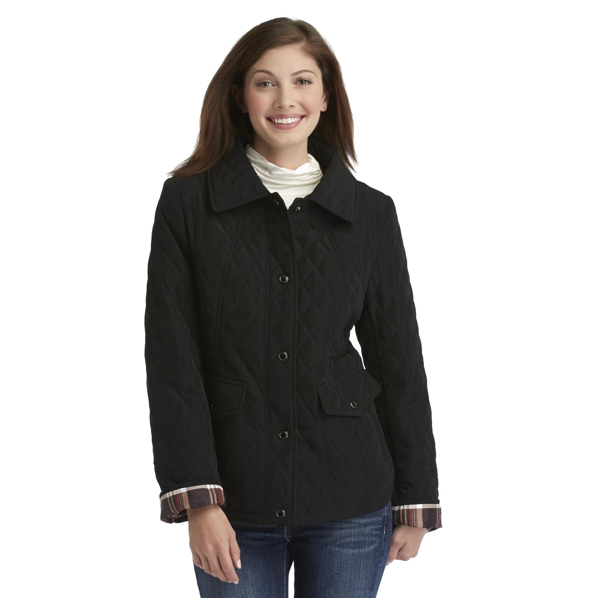 Kathy Roberts  Women's Quilted Coat