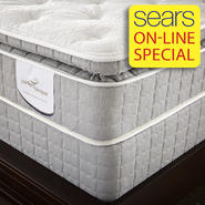 Serta Springcreek II Super Pillowtop King Mattress at Sears.com