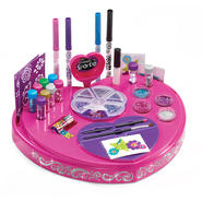 Cra-Z-Art Shimmer 'n Sparkle Ultimate Body Art & Gem Sticker Studio at Sears.com