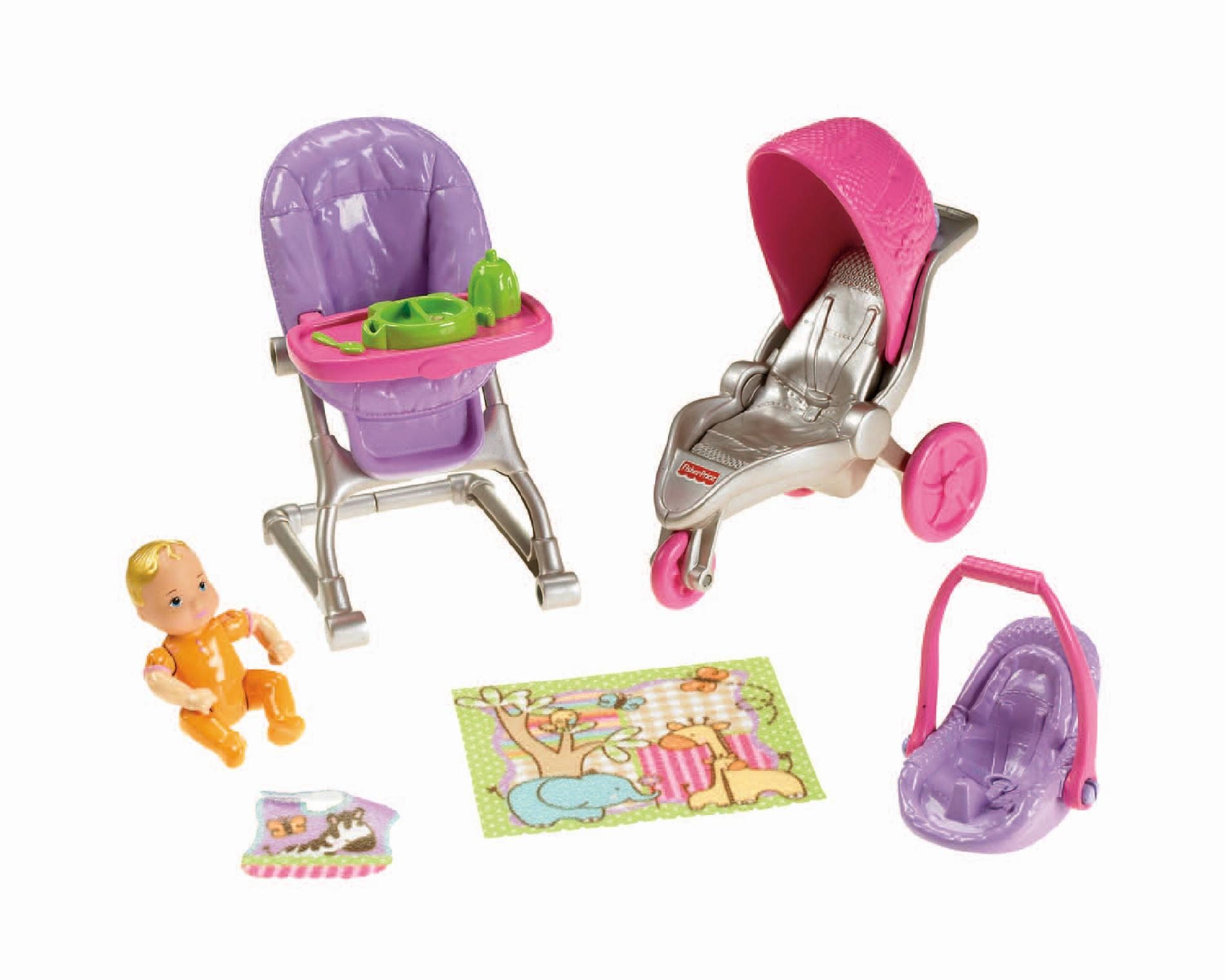 Loving Family Doll Everything for Baby™ Furniture PartNumber: 004W076920911011P KsnValue: 76920911 MfgPartNumber: X7761