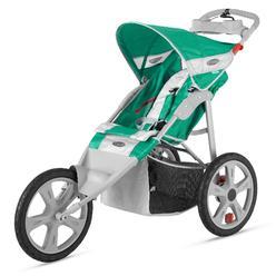 Instep Flash Single Jog Stroller - Green & Gray at Kmart.com