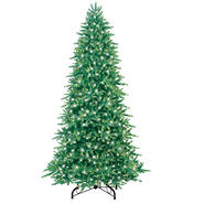 9' Pre-lit Natural Frasier Christmas Tree - 900 Light at Kmart.com