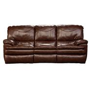 Catnapper Brown Contemporary Reclining Sofa at Sears.com