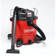 Craftsman XSP 20 Gallon 6.5 Peak HP Wet/Dry Vac at Craftsman.com