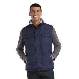 David Taylor Collection Men's Quilted Vest at Kmart.com