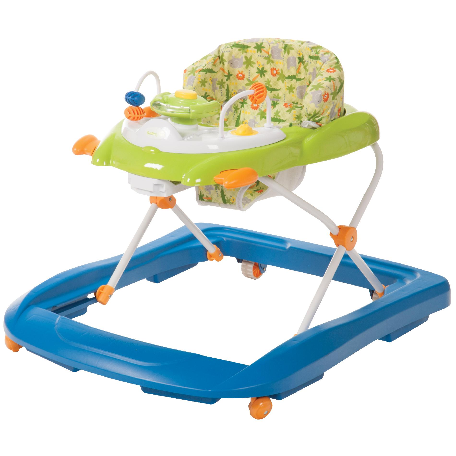 Sound 'n Lights Activity Walker - Surfin Safari