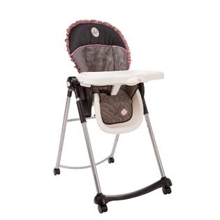 Safety 1st Adap Table High Chair with Ruffle Eiffel Rose