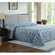 Essential Home Adriana Blue and Gray Reversible Bedspread at Sears.com