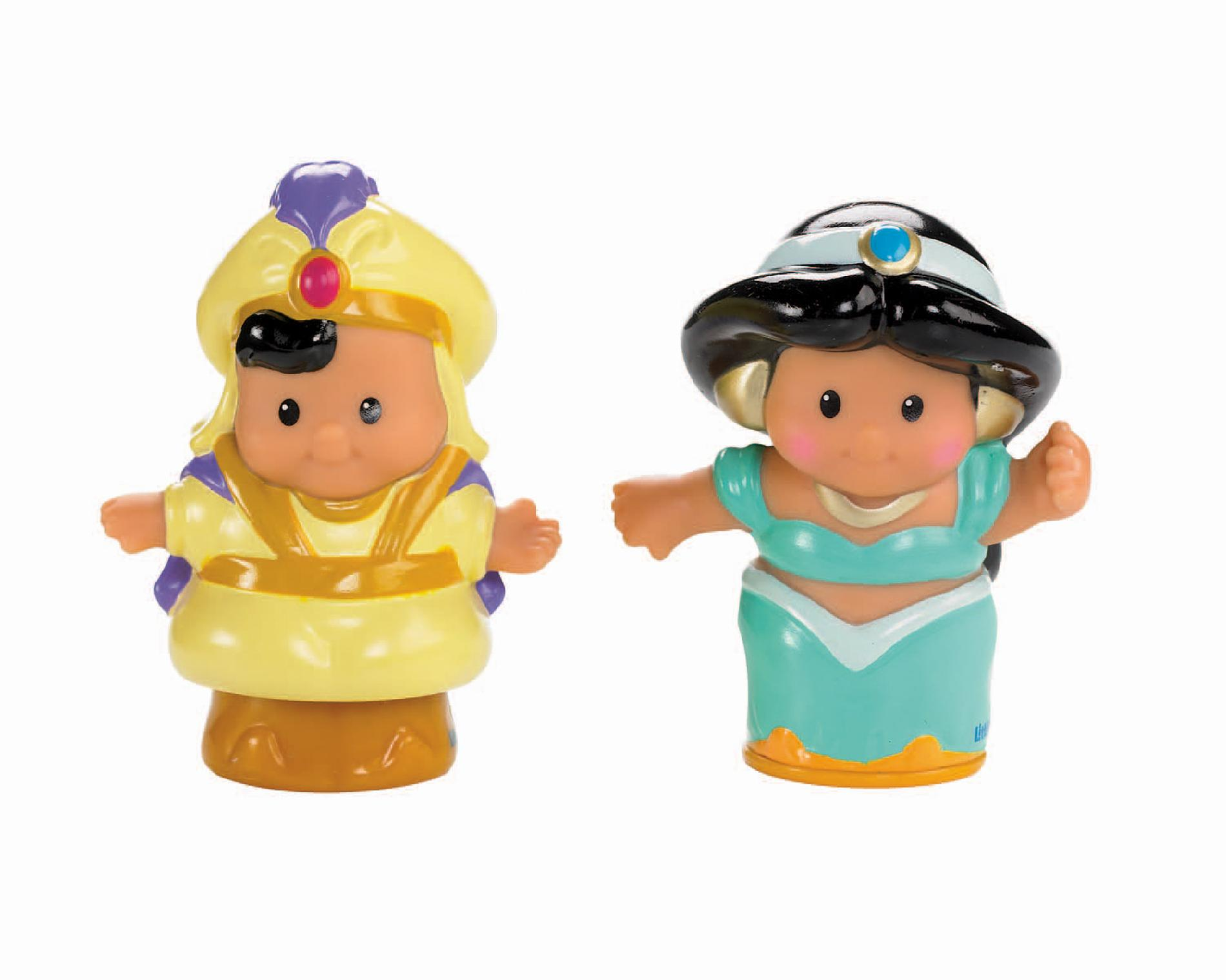 Disney Princess 2-Pack Aladdin & Jasmine