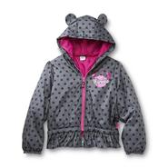 Disney Girl's Hooded Jacket - Minnie Mouse at Kmart.com