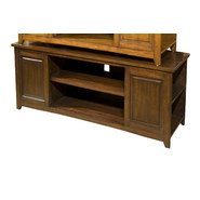 Emerald Home 60 In. TV Console - Cherry at Kmart.com