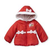 Disney Baby Minnie Mouse Toddler Girl's Jacket at Kmart.com