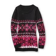 Route 66 Girl's Tunic Sweater - Snowflakes at Kmart.com