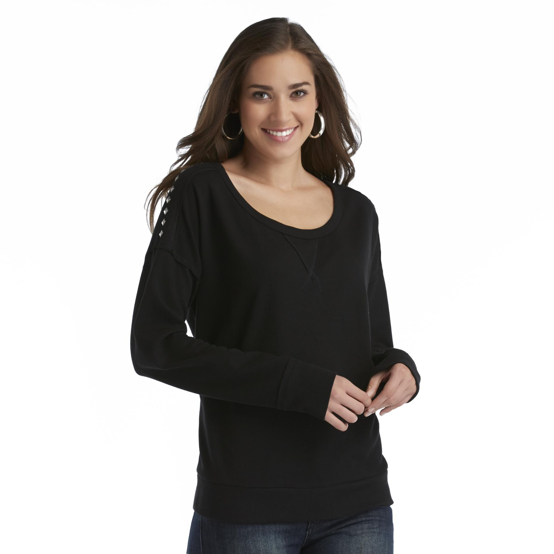 Joe by Joe Boxer Women's Thermal Top - Studs at Sears.com