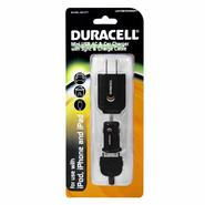 Duracell Mini USB AC & Car Charger with Sync & Charge Cable DU1571 at Kmart.com