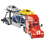 Dickie Toys Red Transporter Set at Kmart.com