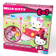 Pressman Toy Hello Kitty Red Light Pink Light Game at Kmart.com
