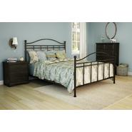 South Shore Complet Queen Size Metal Bed at Kmart.com
