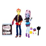 Monster High  Classroom 2 Pack Home Ick Abbey Bominable® and Heath Burns Dolls at Kmart.com
