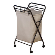 Household Essentials Antique Bronze Laundry Hamper w/lift outbag at Sears.com