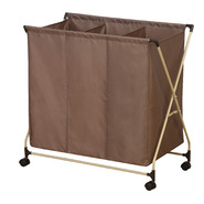 Household Essentials X-Frame Almond Laundry Sorter at Sears.com