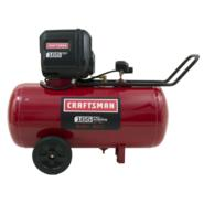 Craftsman 33 Gallon Horizontal Compressor at Sears.com