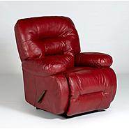 Best Furniture Bradley Power Recliner - Cranberry at Sears.com