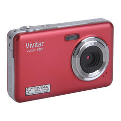 Vivitar ViviCam 12MP Digital Camera T027 at Kmart.com