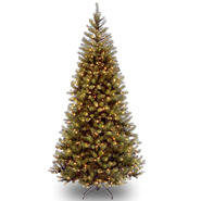 National Tree Company 7.5 ft. Aspen Spruce Tree with Clear Lights at Kmart.com