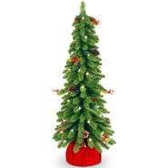 "National Tree Company 30"" Downswept Forestree with Clear Lights at Kmart.com"