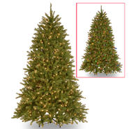 National Tree Company 7.5 ft. Dunhill Fir Tree with Dual Color® LED Lights at Sears.com