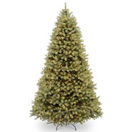 National Tree Company 9 ft. FEEL-REAL® Downswept Douglas Fir Tree with Clear Lights at Kmart.com