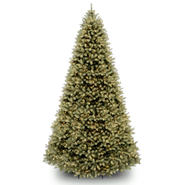 National Tree Company 10 ft. FEEL-REAL® Downswept Douglas Fir Tree with Clear Lights at Kmart.com
