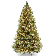 National Tree Company 7.5 ft. Wintry Pine Medium Tree with Clear Lights at Sears.com