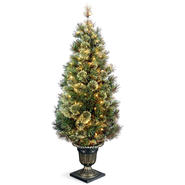 5 ft. Wispy Willow Grande Entrance Tree with Clear Lights at Kmart.com