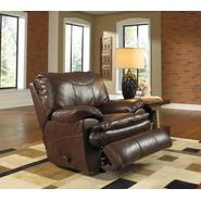 Catnapper Perez Chaise Rocker Recliner - Chestnut at Sears.com
