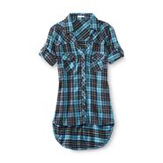 Bongo Junior's Flannel Shirt - Plaid at Sears.com