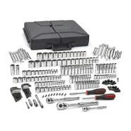 GearWrench 216PC Mechanics Tool Set with Tr-Fold Case 216 Pc. SAE/METRIC 6 & 12 Pt. Mechanics Tool Set MULTI DRIVE at Kmart.com