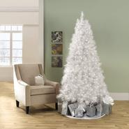 7' 600 Clear Light Preston Pine White Christmas Tree at Kmart.com