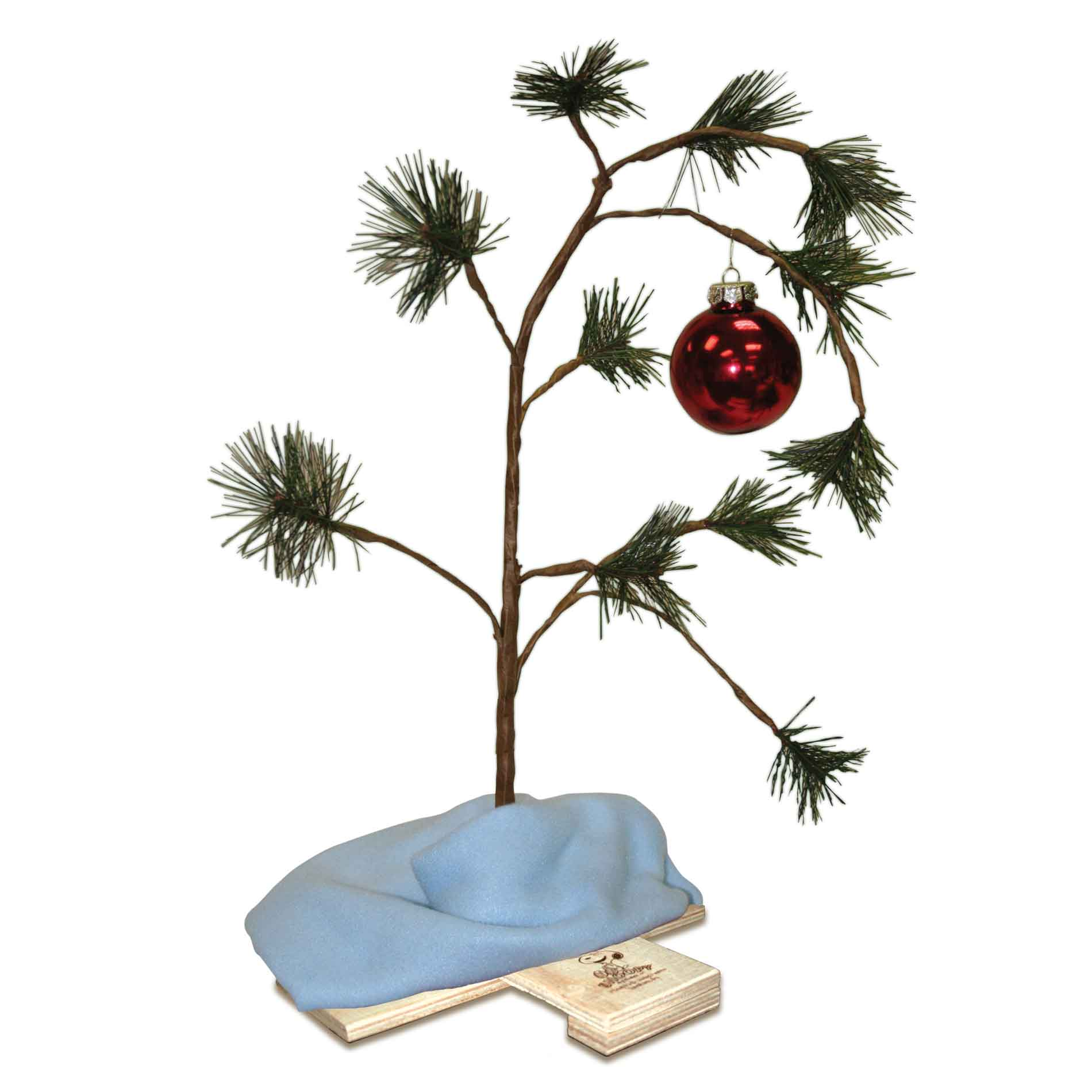 24in-Musical-Charlie-Brown-Christmas-Tree-with-Red-Ornament-and-Blanket
