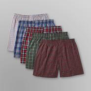 Hanes Men's Tagless Boxer Shorts - 5 Pack at Sears.com